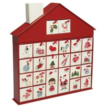 Adventní kalendář Merry Christmas